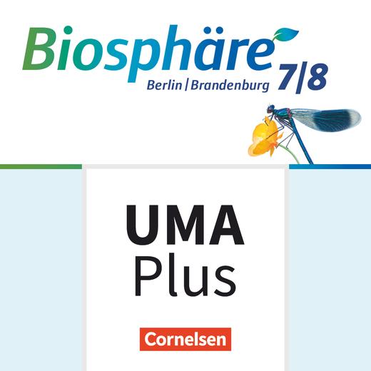 Biosphäre Sekundarstufe I - Unterrichtsmanager Plus online - 7./8. Schuljahr