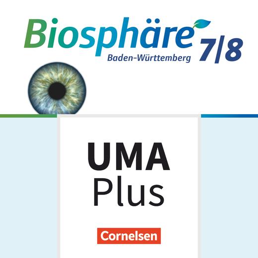 Biosphäre Sekundarstufe I - Unterrichtsmanager Plus - mit Download für Offline-Nutzung - 7./8. Schuljahr