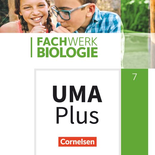 Fachwerk Biologie - Unterrichtsmanager Plus - mit Download für Offline-Nutzung - 7. Schuljahr