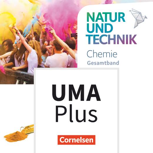 Natur und Technik - Chemie Neubearbeitung - Unterrichtsmanager Plus online - Gesamtband