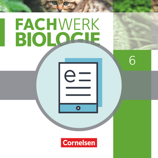 Fachwerk Biologie - Schülerbuch als E-Book - 6. Schuljahr