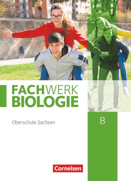 Fachwerk Biologie - Schülerbuch - 8. Schuljahr