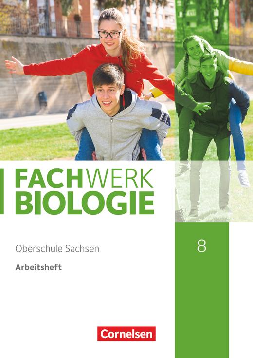 Fachwerk Biologie - Arbeitsheft - 8. Schuljahr
