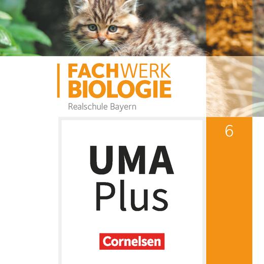 Fachwerk Biologie - Unterrichtsmanager Plus - mit Download für Offline-Nutzung - 6. Jahrgangsstufe