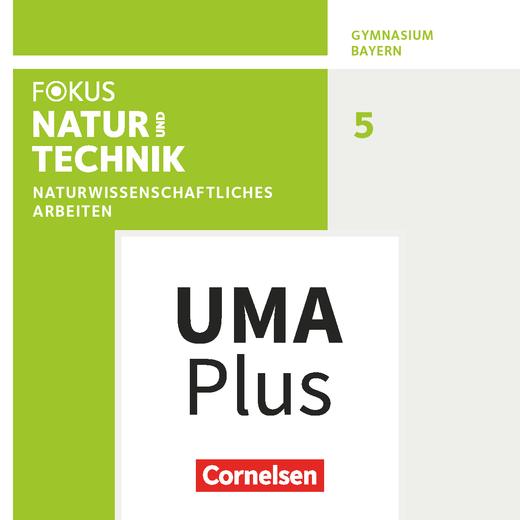 Fokus Biologie - Neubearbeitung - Unterrichtsmanager Plus - mit Download für Offline-Nutzung - 5. Jahrgangsstufe: Natur und Technik - Naturwiss. Arbeiten