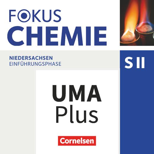 Fokus Chemie - Sekundarstufe II - Unterrichtsmanager Plus - mit Download für Offline-Nutzung - Einführungsphase