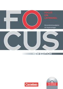 Focus on Listening - Hörverständnisaufgaben mit Kopiervorlagen, CD-ROM und CD - B1/B2