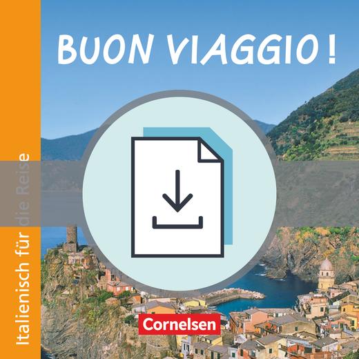 Buon viaggio! - Hinweise für den Unterricht als Download