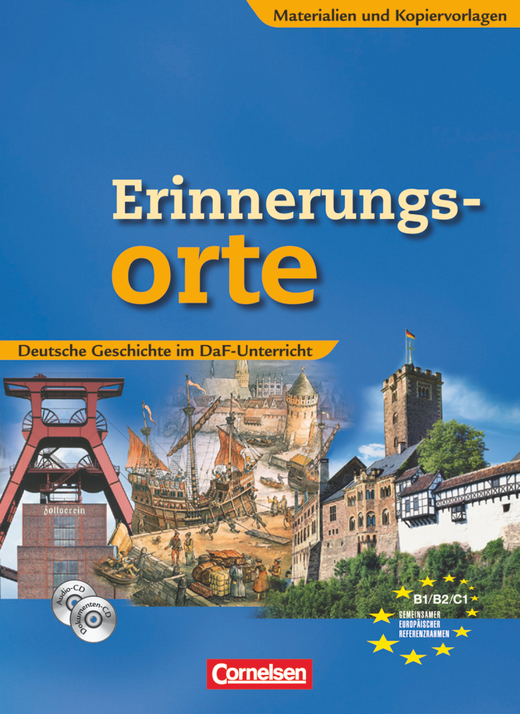Erinnerungsorte - Materialien, Kopiervorlagen, Dokumenten-CD-ROM, Audio-CD
