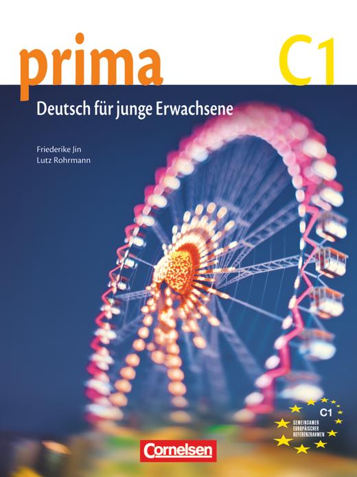 Prima - Die Mittelstufe - Schülerbuch - C1