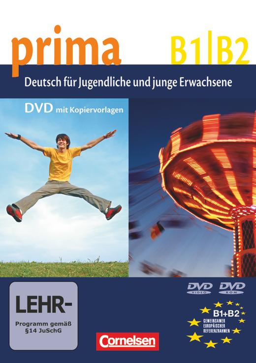 Prima - Deutsch für Jugendliche - Video-DVD - B1: Band 5