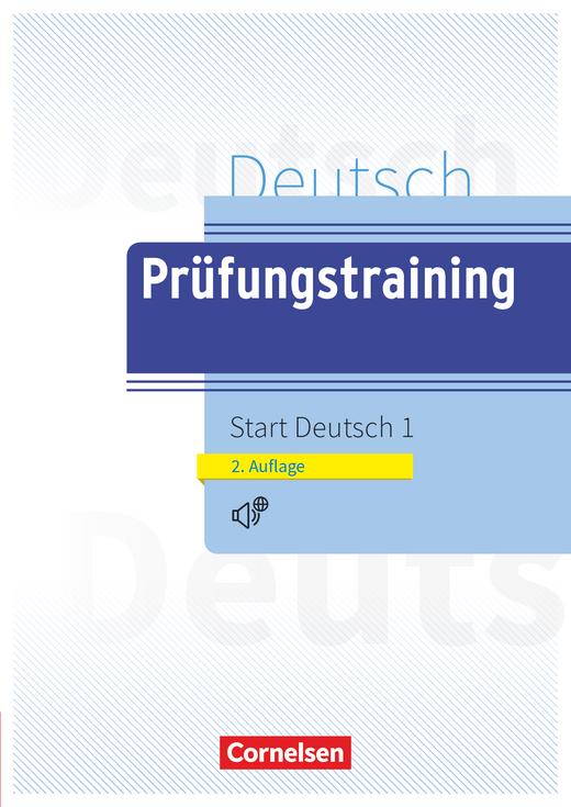 Deutsch test start horen 1 telc