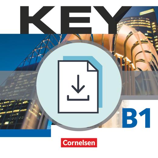 Key - Pocket Teaching Guide und Kopiervorlagen als Download - B1
