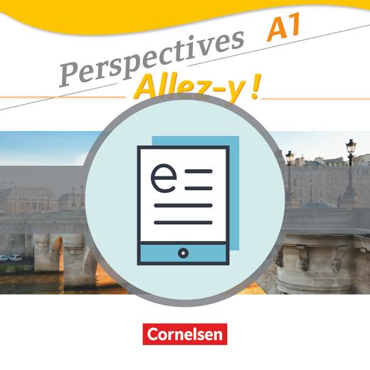 Perspectives - Allez-y ! - Kurs- und Übungsbuch als E-Book - A1