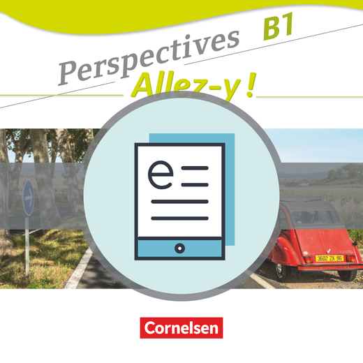 Perspectives - Allez-y ! - Kurs- und Übungsbuch als E-Book - B1