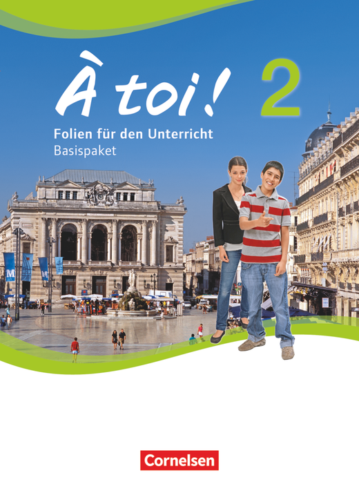 À toi ! - Folienpaket - Band 2