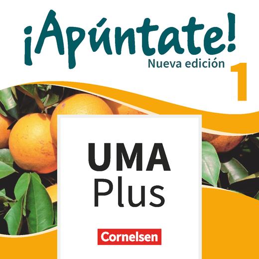 ¡Apúntate! - Unterrichtsmanager Plus - mit Download für Offline-Nutzung - Band 1