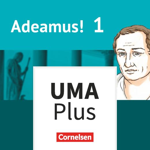Adeamus! - Unterrichtsmanager Plus - mit Download für Offline-Nutzung - Band 1