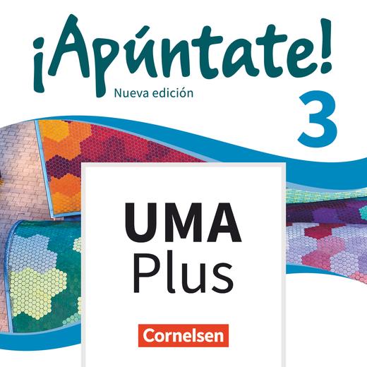 ¡Apúntate! - Unterrichtsmanager Plus - mit Download für Offline-Nutzung - Band 3