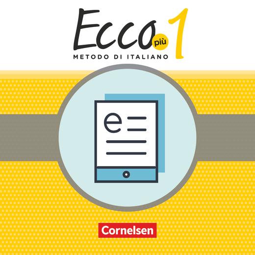 Ecco - Schülerbuch als E-Book - Band 1