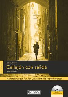 Espacios literarios - Callejón con salida - Handreichungen für den Unterricht - B1/B2