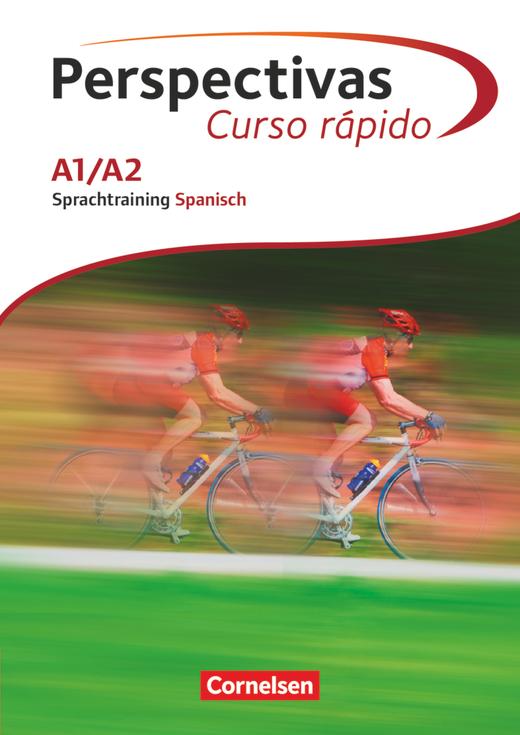 Perspectivas - Curso rápido - Sprachtraining - A1/A2