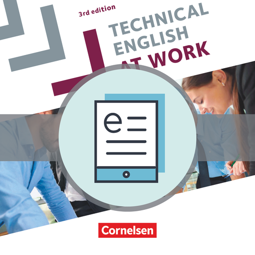 Technical English at Work - Schülerbuch als E-Book - A2-B2
