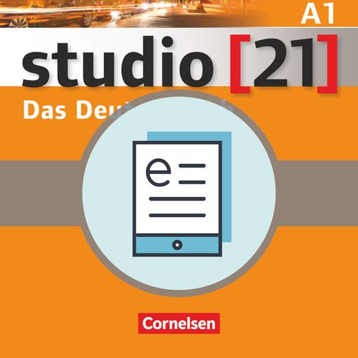 Studio [21] - Kurs- und Übungsbuch als E-Book - A1: Gesamtband