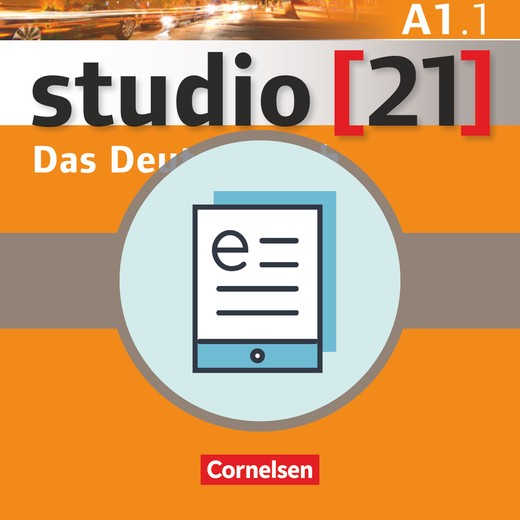Studio [21] - Kurs- und Übungsbuch als E-Book - A1: Teilband 1