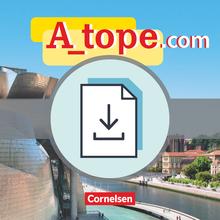 A_tope.com - ¿Y ahora qué? - Arbeitsblätter zur Lektüre als Download - Lehrerfassung
