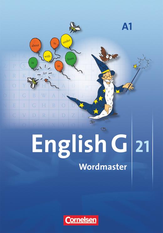 English G 21 - Wordmaster - Band 1: 5. Schuljahr