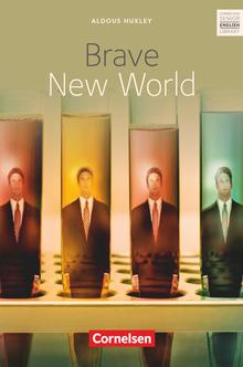 Cornelsen Senior English Library - Brave New World - Textband mit Annotationen - Ab 11. Schuljahr