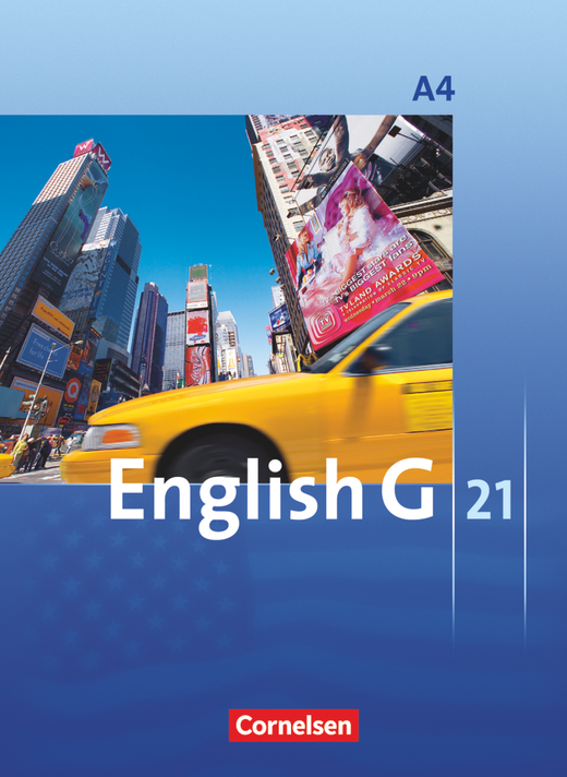 English G 21 - Schülerbuch - Band 4: 8. Schuljahr