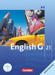 English G 21 - Schülerbuch - Lehrerfassung - Band 4: 8. Schuljahr