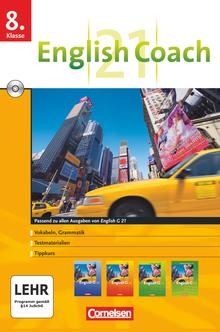 English G 21 - English Coach 21 (zu allen Ausgaben) - Lernsoftware für zu Hause