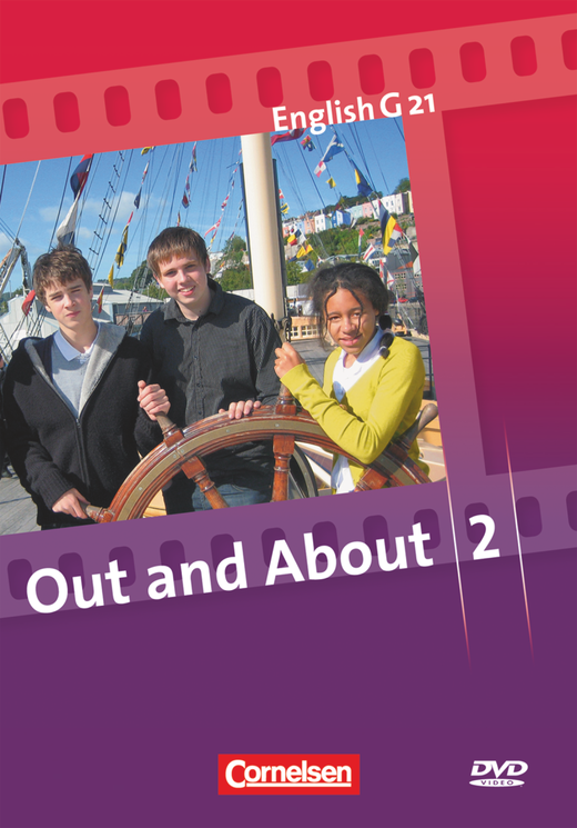 English G 21 - Out and About - Video-DVD - Band 2: 6. Schuljahr