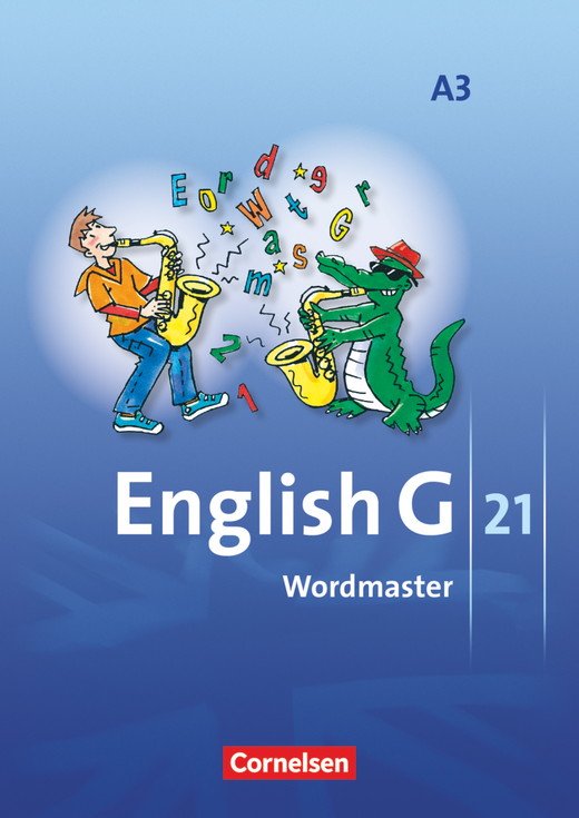 English G 21 - Wordmaster - Band 3: 7. Schuljahr