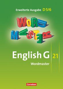 English G 21 - Wordmaster - Band 5/6: 9./10. Schuljahr