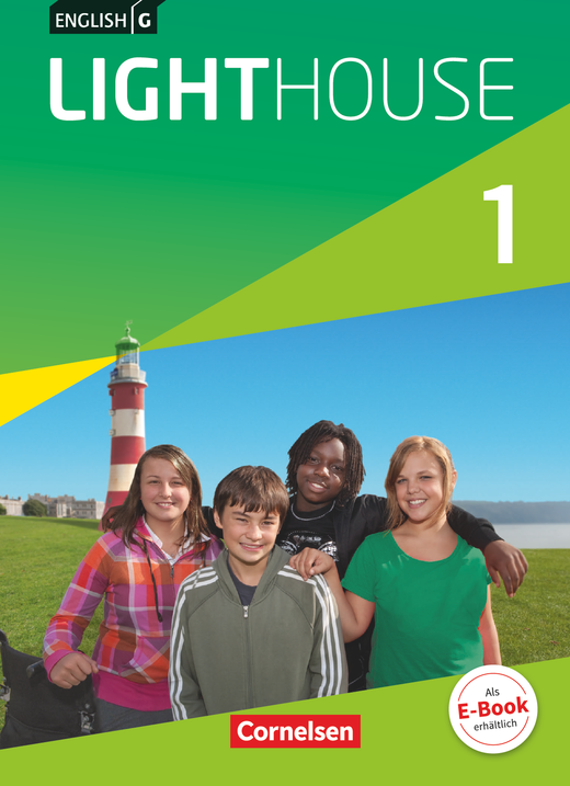 English G Lighthouse - Schülerbuch - Band 1: 5. Schuljahr