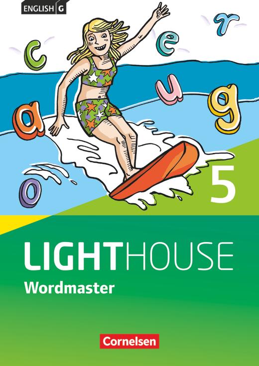English G Lighthouse - Wordmaster mit Lösungen - Band 5: 9. Schuljahr
