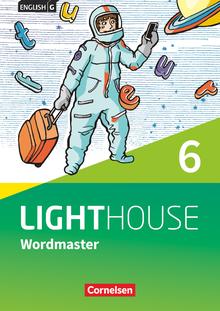 English G Lighthouse - Wordmaster mit Lösungen - Band 6: 10. Schuljahr