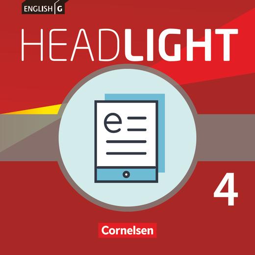 English G Headlight - Schülerbuch als E-Book - Band 4: 8. Schuljahr