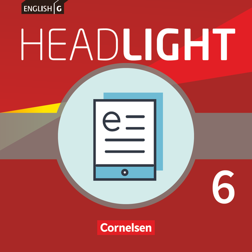 English G Headlight - Schülerbuch als E-Book - Band 6: 10. Schuljahr