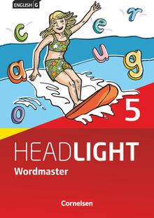 English G Headlight - Wordmaster mit Lösungen - Band 5: 9. Schuljahr