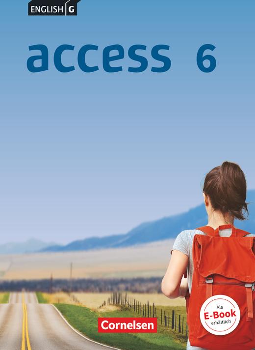 Access - Schülerbuch - Band 6: 10. Schuljahr