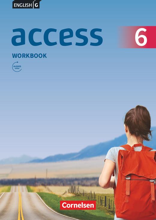 English G Access - Workbook mit Audios online - Band 6: 10. Schuljahr