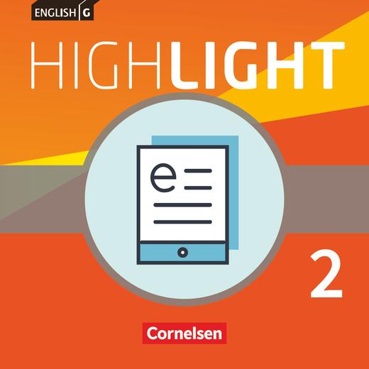 English G Highlight - Schülerbuch als E-Book - Band 2: 6. Schuljahr