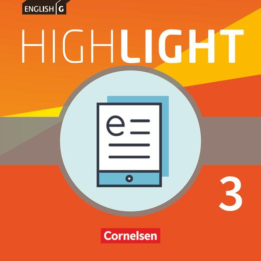 English G Highlight - Schülerbuch als E-Book - Band 3: 7. Schuljahr