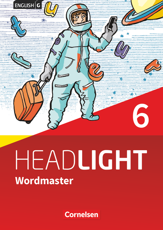 English G Headlight - Wordmaster mit Lösungen - Band 6: 10. Schuljahr