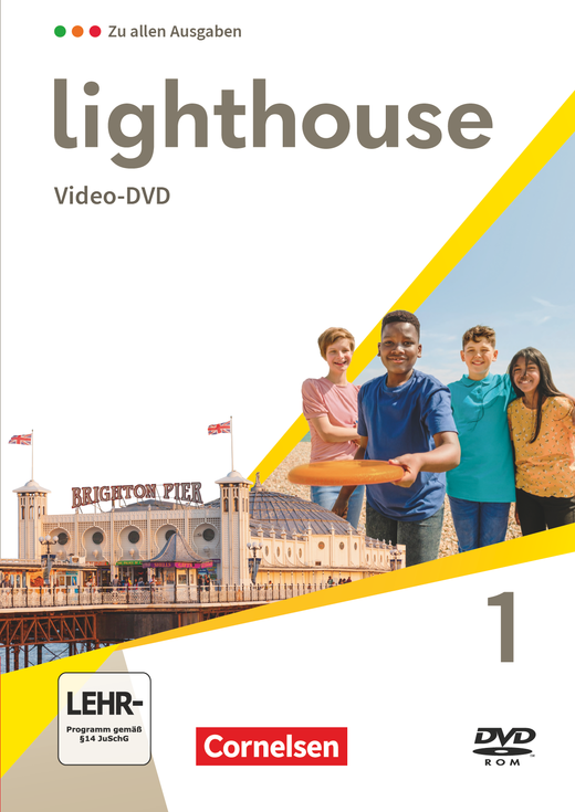 Lighthouse - Video-DVD - Band 1: 5. Schuljahr